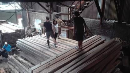 Choosing wood
