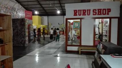 Visiting Ruangrupa